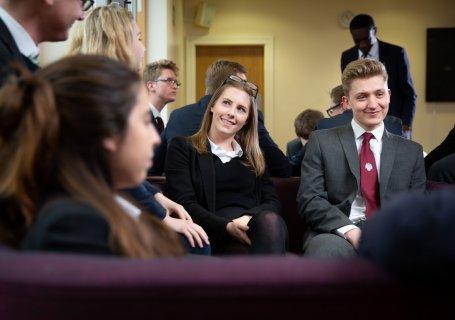 A Level Politics Ratcliffe College Sixth Form