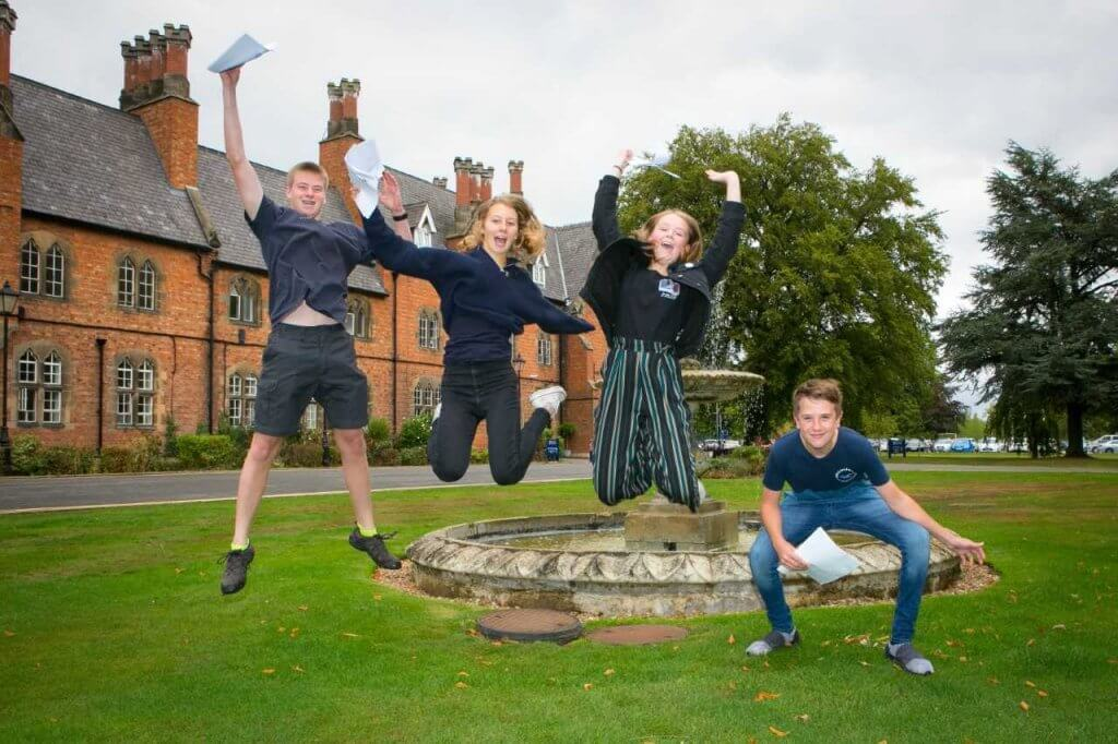 Latest GCSE Results 2018 - Ratcliffe College