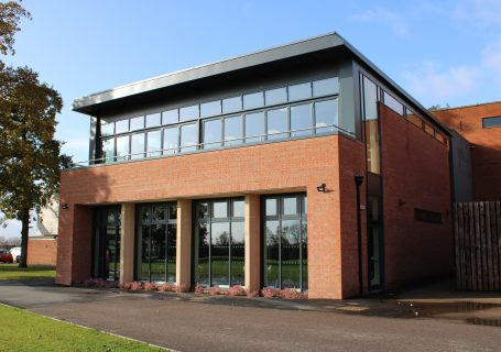 new ratcliffe college fitness suite facilities